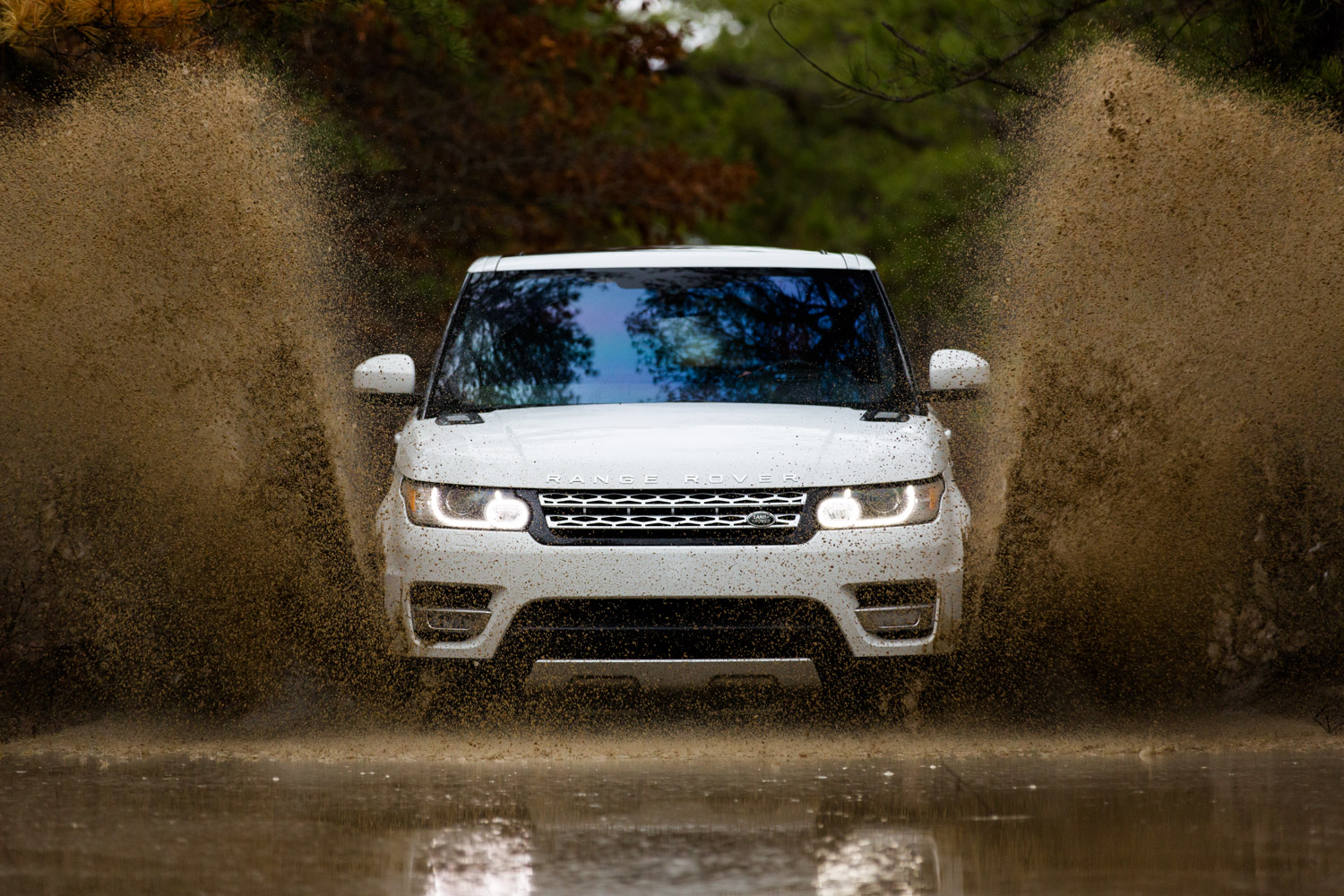 Land Rover Action