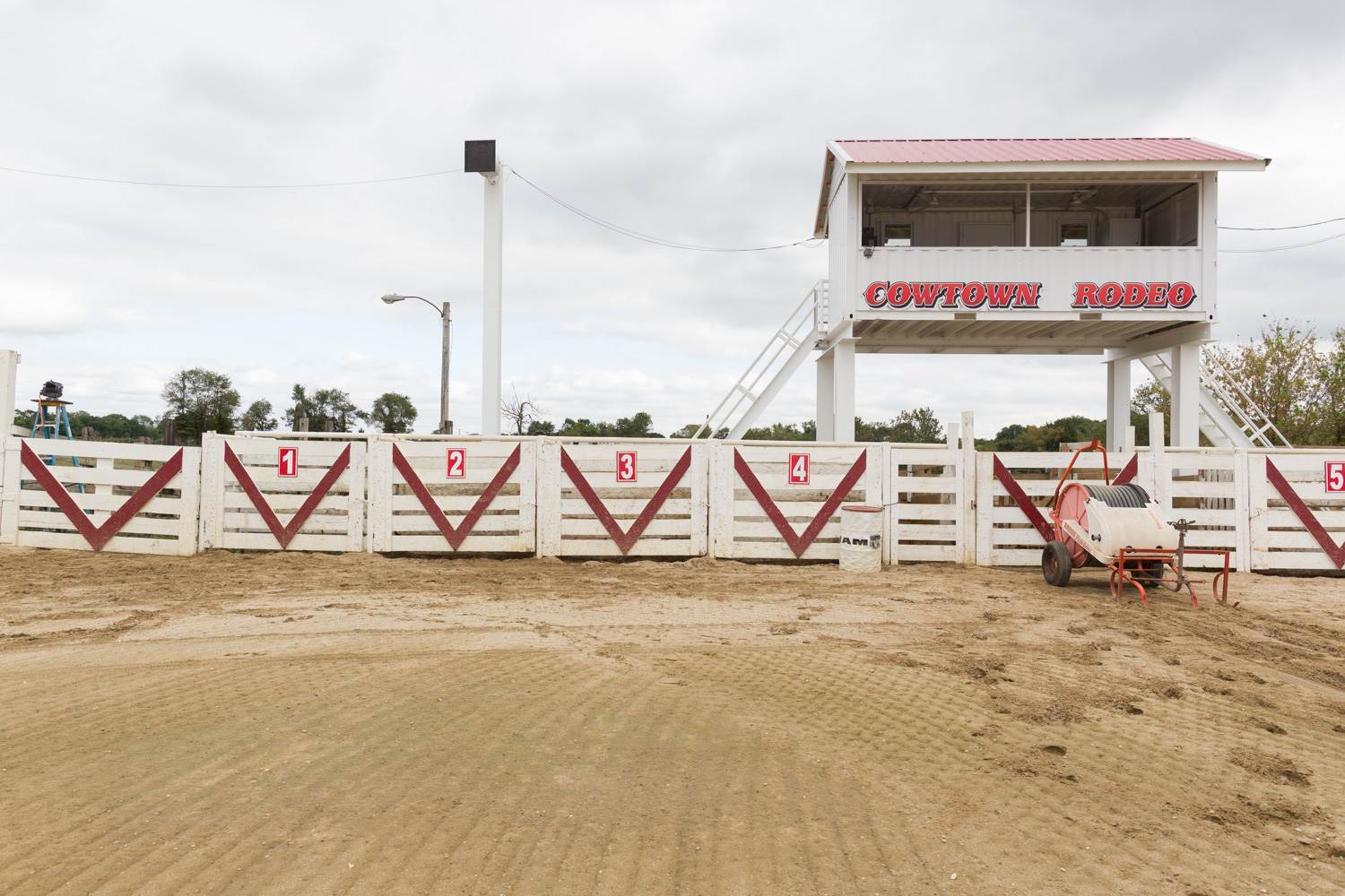 cowtown rodeo grounds