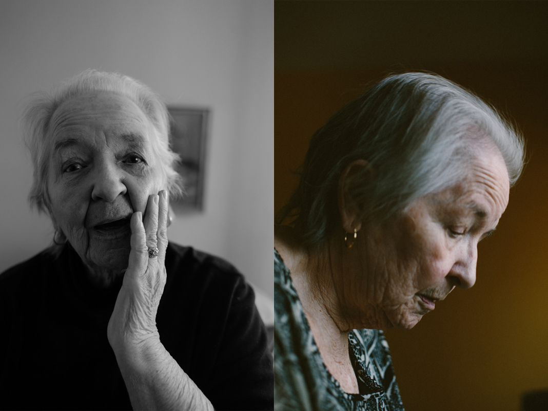 Grandmother Portraits