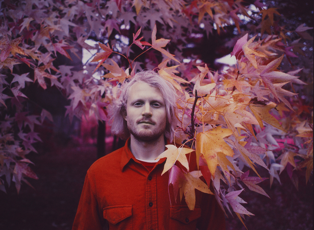 infrared portrait Cheyne