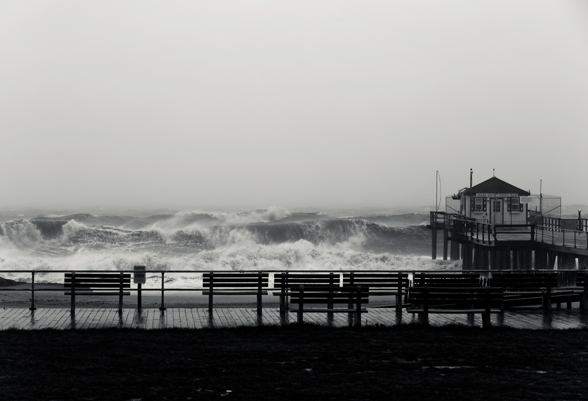 Ocean Grove Fishing Pier